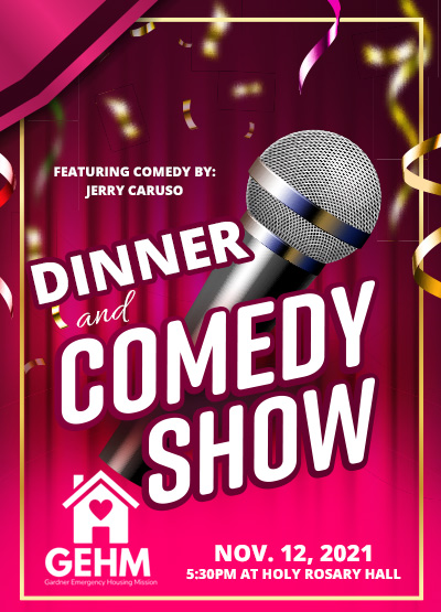 dinner and comedy show